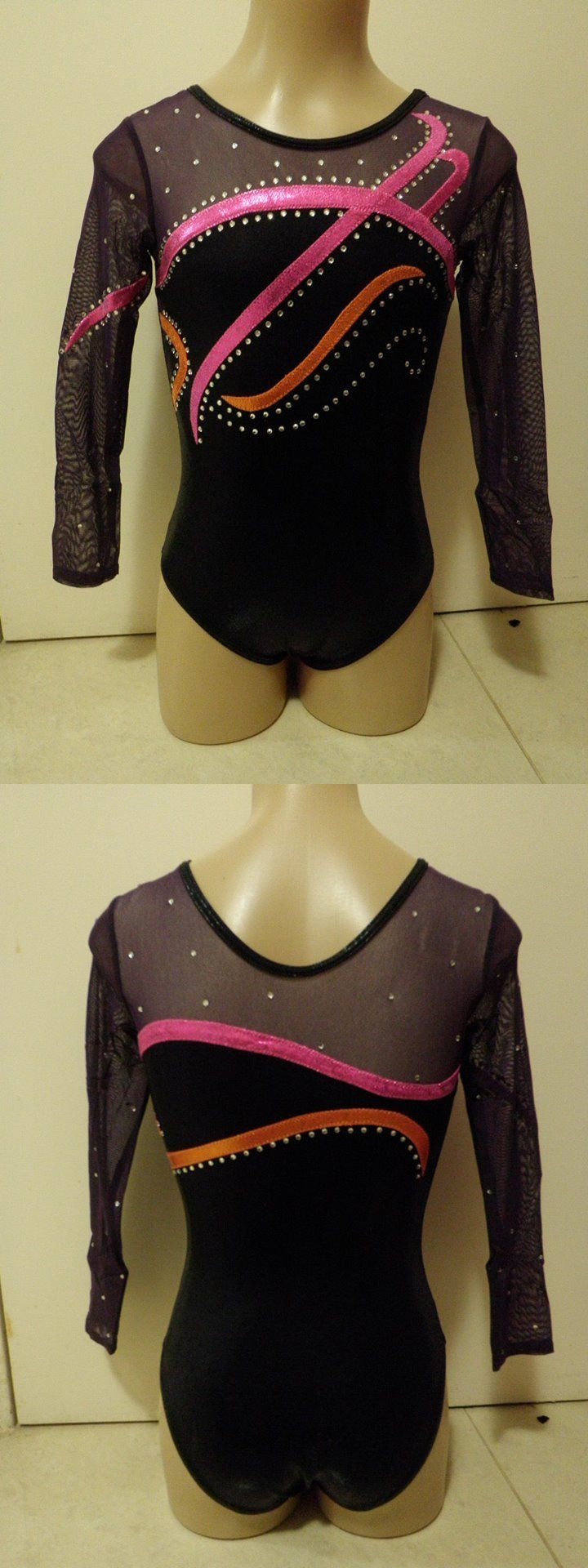 other girls clothes sizes 4 51587 new pink orange and black