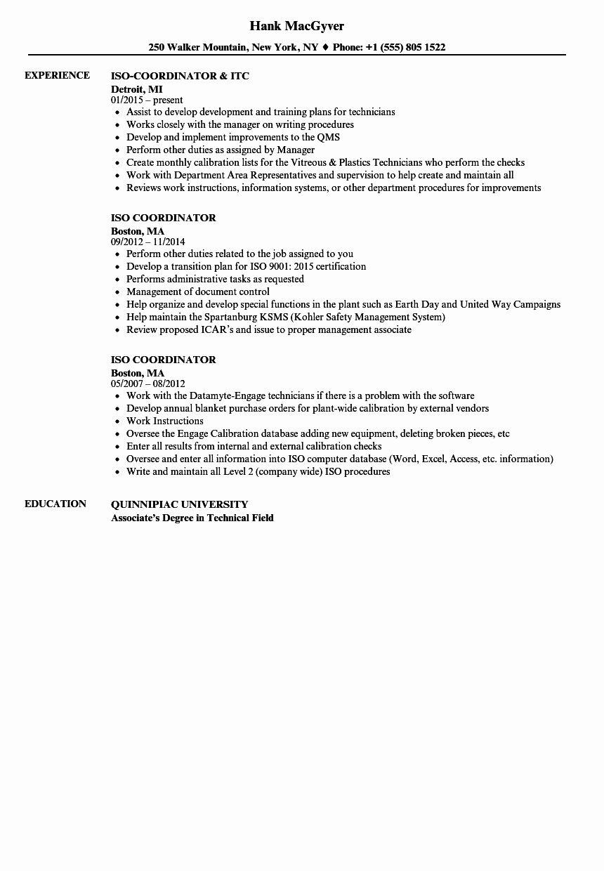 27 quality control job description resume in 2020 resume