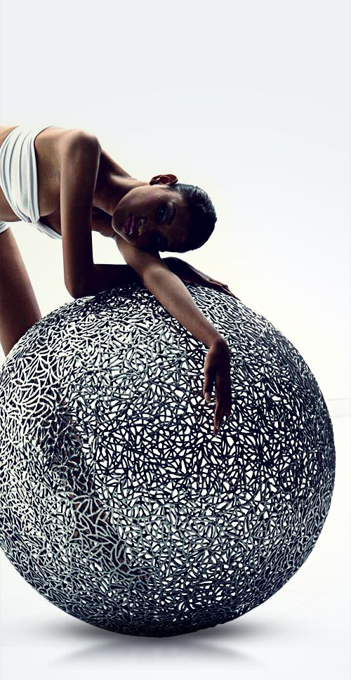 Sculptural Spheres Crazy Wonderful: Sculpture Art, Art, Art Drawings