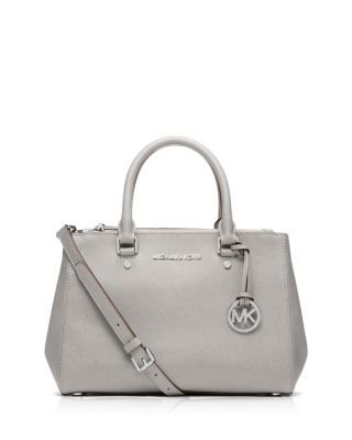 MICHAEL Michael Kors Satchel - Small Sutton | Bloomingdale's