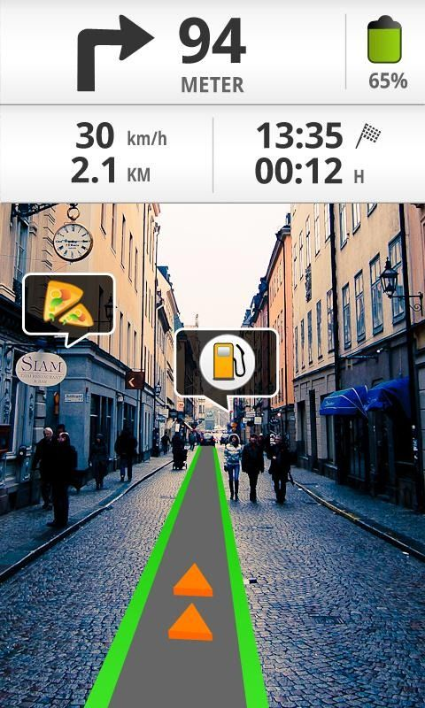 augmented reality map Google Search Augmented reality