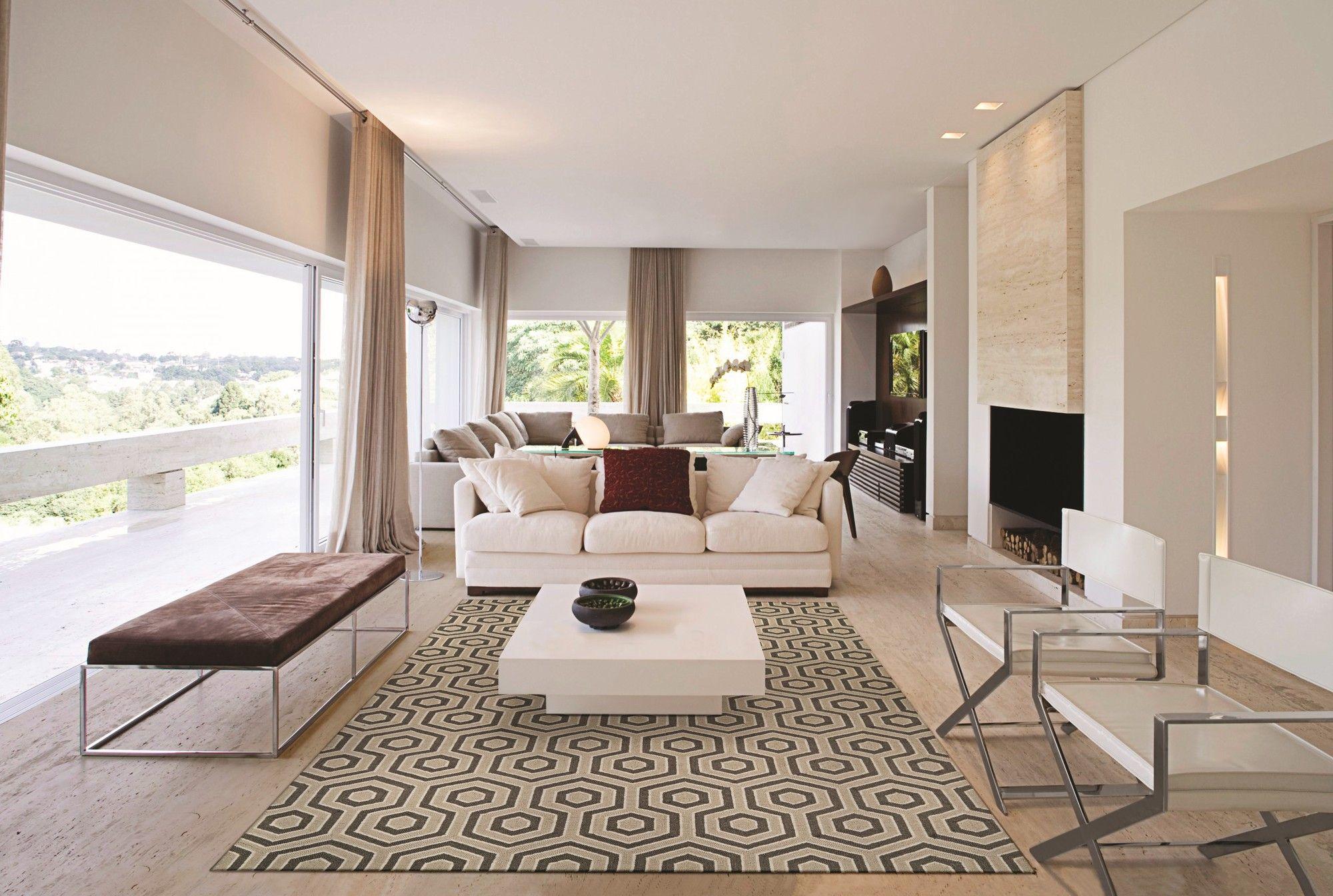 Warm Contemporary Living Room Designs Photos - Modern L150Smq Living
