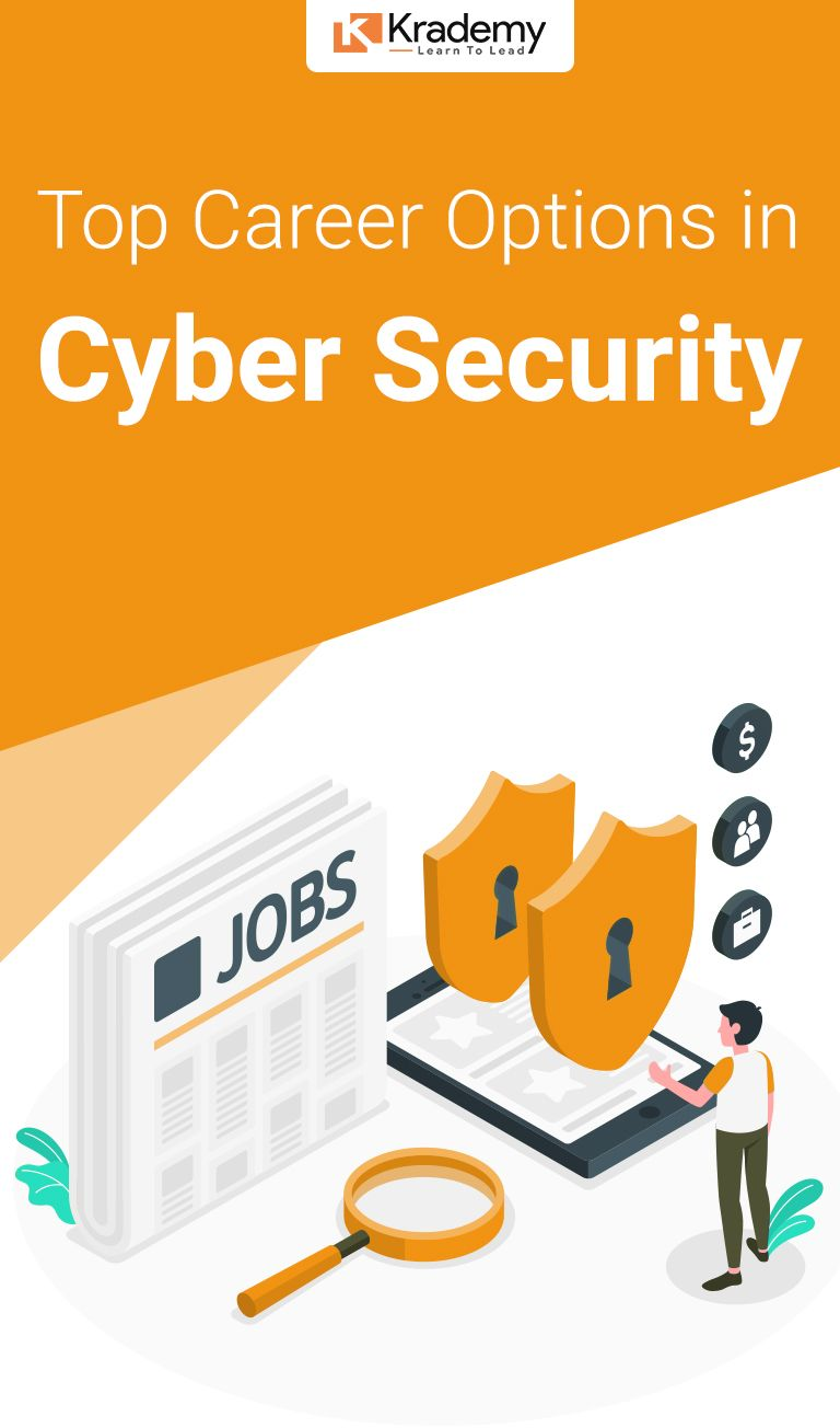 Top Career Options In Cyber Security Cyber Security Cyber Security Course Career Options