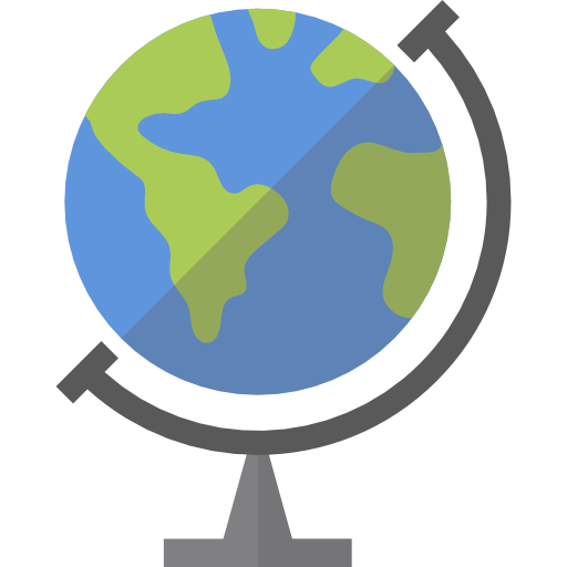 Earth Globe Free Vector Icons Designed By Freepik Earth Globe Globe Icon Earth Drawings