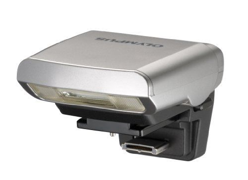 Olympus FL-LM1 Flash for Olympus Digital Cameras by Olympus. $59.99. The Olympus FL-LM1 Flash for E-PL3, E-PL5, E-PM1 and E-PM2 Digital Cameras is a compact and lightweight dedicated flash unit with a guide number of 10 @ ISO 200. It provides coverage wide enough for a 14mm lens. TTL operation is enabled, as well as wireless TTL operation when used with the FL-50R, FL-36R or FL-300R flashes. No batteries required.