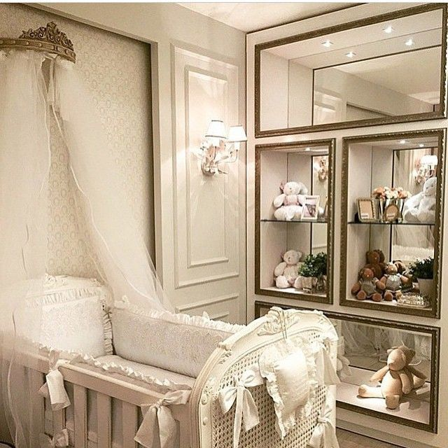 Baby Room Decor Luxurious Bedrooms
