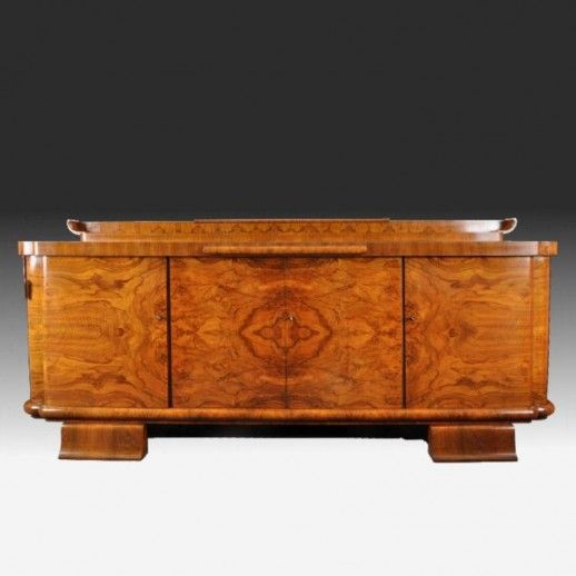 Art deco dressoir meubilair jaren 39 30 pinterest art for Art deco meubilair