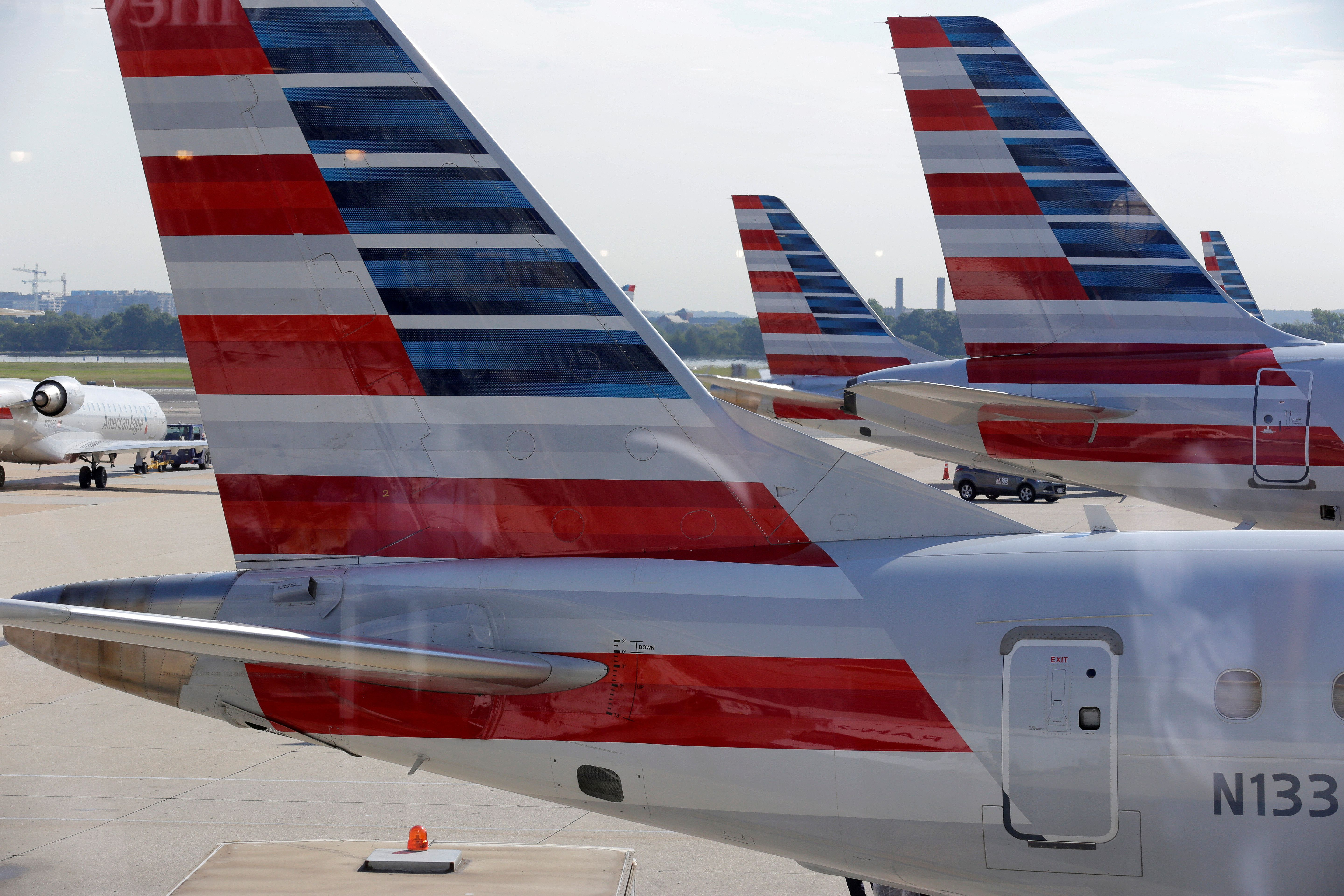 Disruptive American Airlines Passenger Removed From Plane