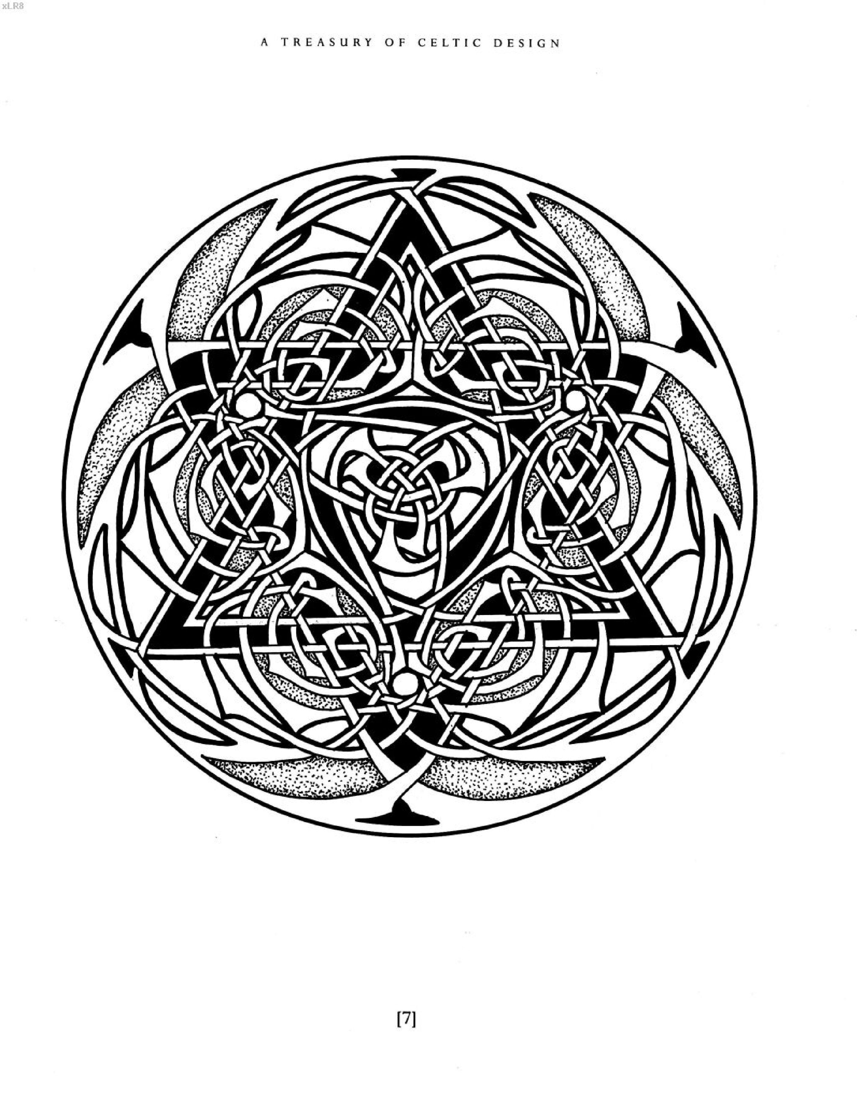 Pin de Sergey Paramonov en celtic patterns | Pinterest