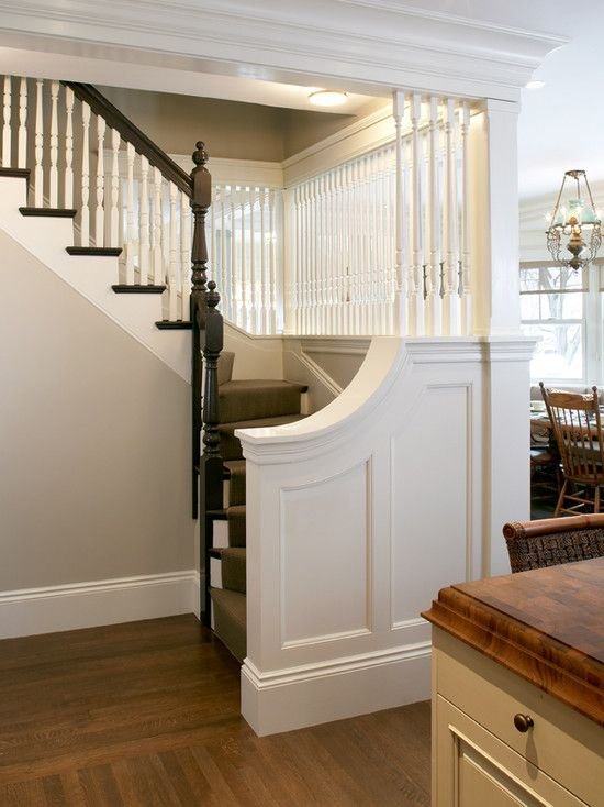Half Wall Design Pictures Remodel Decor And Ideas Page 11