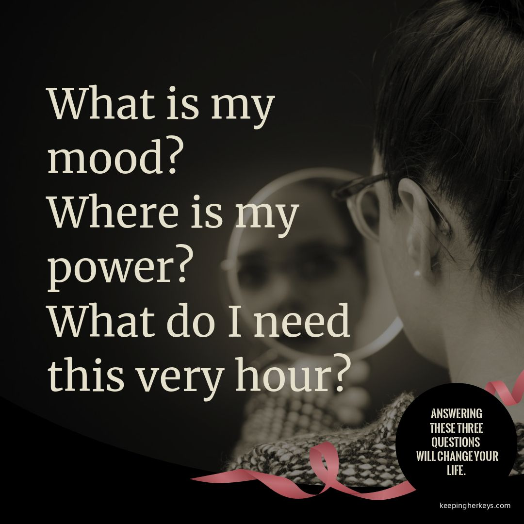 The Witches Hour Of Power Plus The Three Necessary Questions For