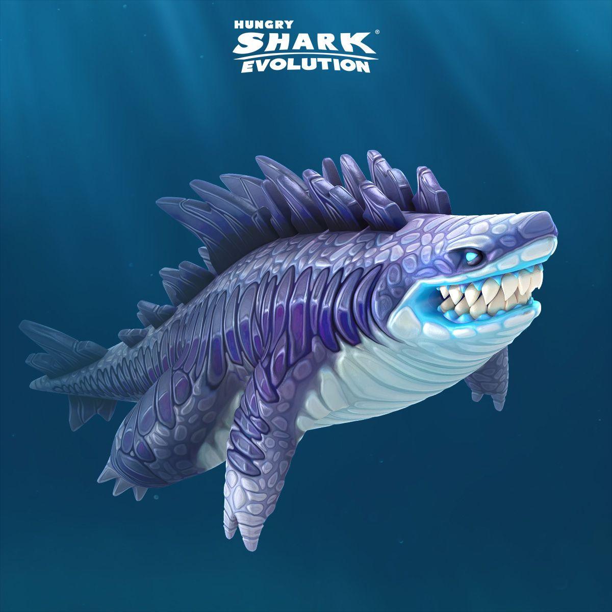 Sharkjira Monster Shark Shark New Shark