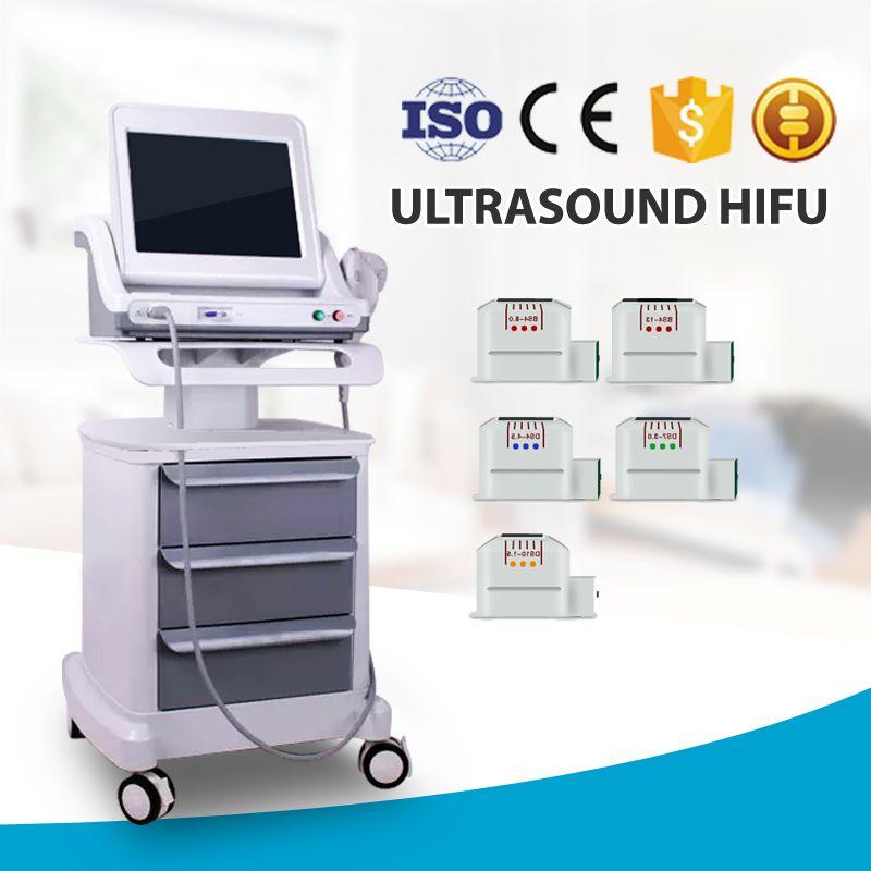 High quality 10000 shots portable hifu machine for skin