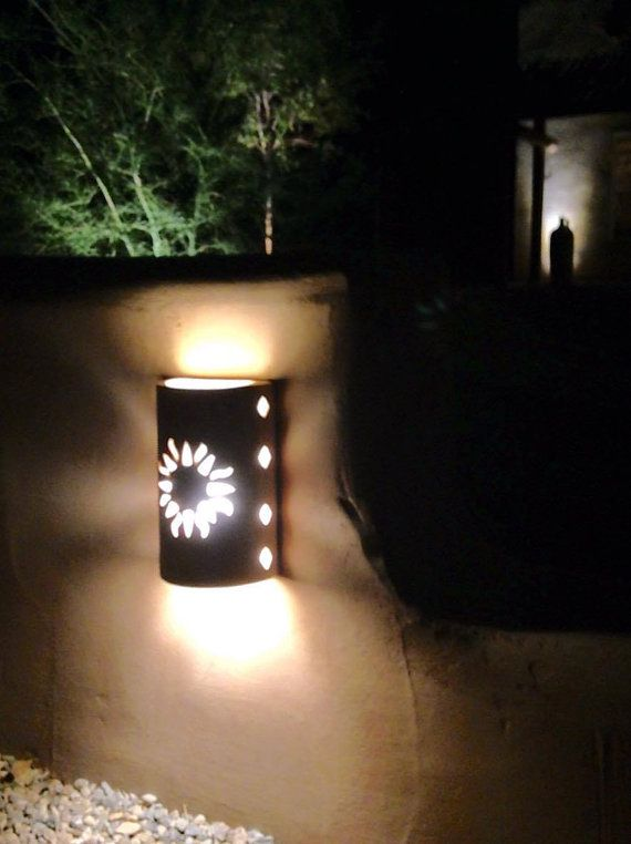 Wall Light New Sun Southwestern Lighting Outdoor