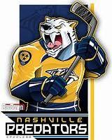 BarDown: NHL Cartoon Mascots: Atlantic