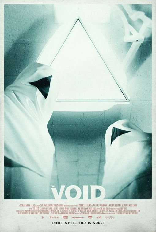 Click To View Extra Large Poster Image For The Void Pelicula De Terror Carteles De Cine Horror Movie Posters