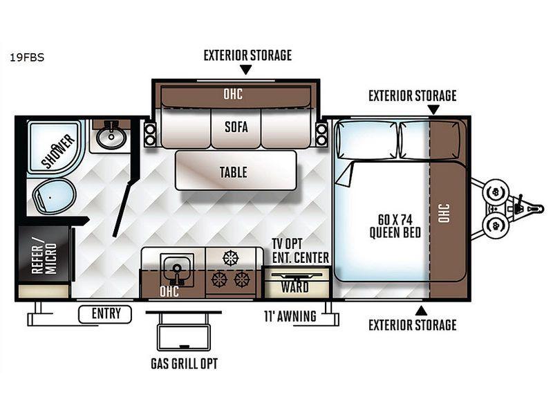 Geo Pro Camper Floor Plans Designs Trend