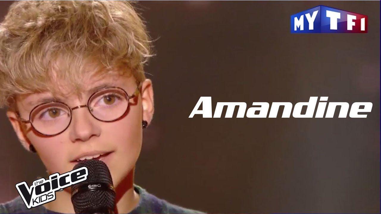 Amandine Skinny Love Birdy The Voice Kids France 2017 Blind Au