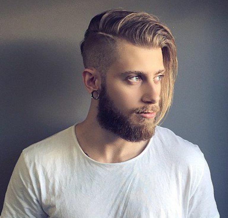 30 Erstaunliche Disconnected Undercut Fur Manner 2018 Lange Haare Manner Coole Frisuren Haarschnitt Manner
