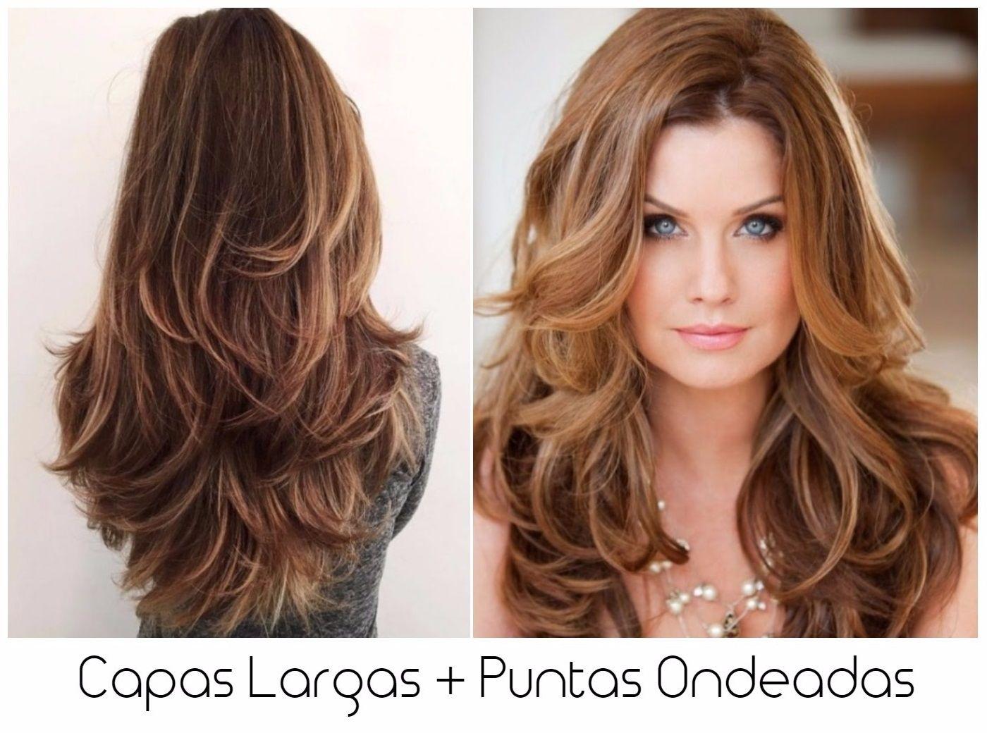 Cortes de cabello en capas y degrafilado