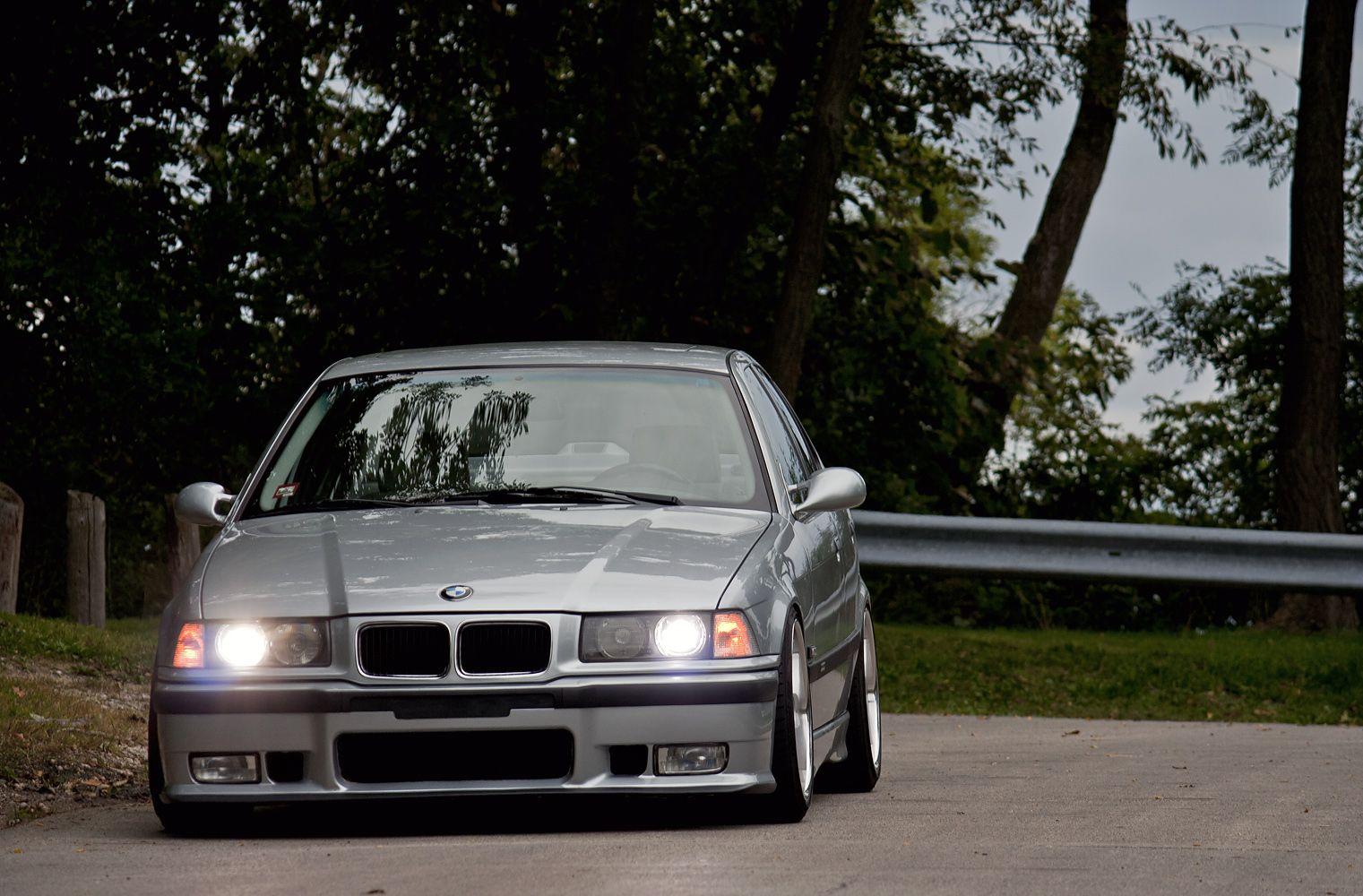 Bmw E36 M3 Silver With Images Bmw E36 Touring Bmw Bmw E36