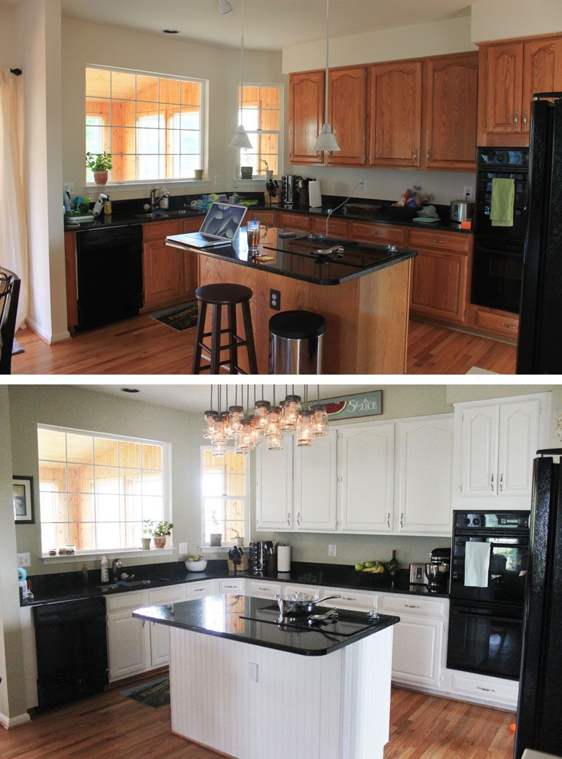 Growing A Foosa A Little Kitchen Before And After With Images