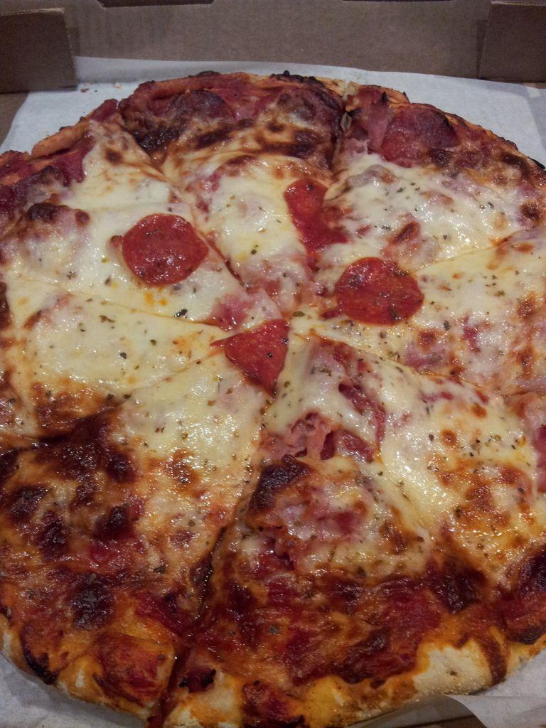Kitchen Aid Garlic Pizza Crust
