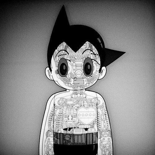 Osamu Tezuka - Astro Boy