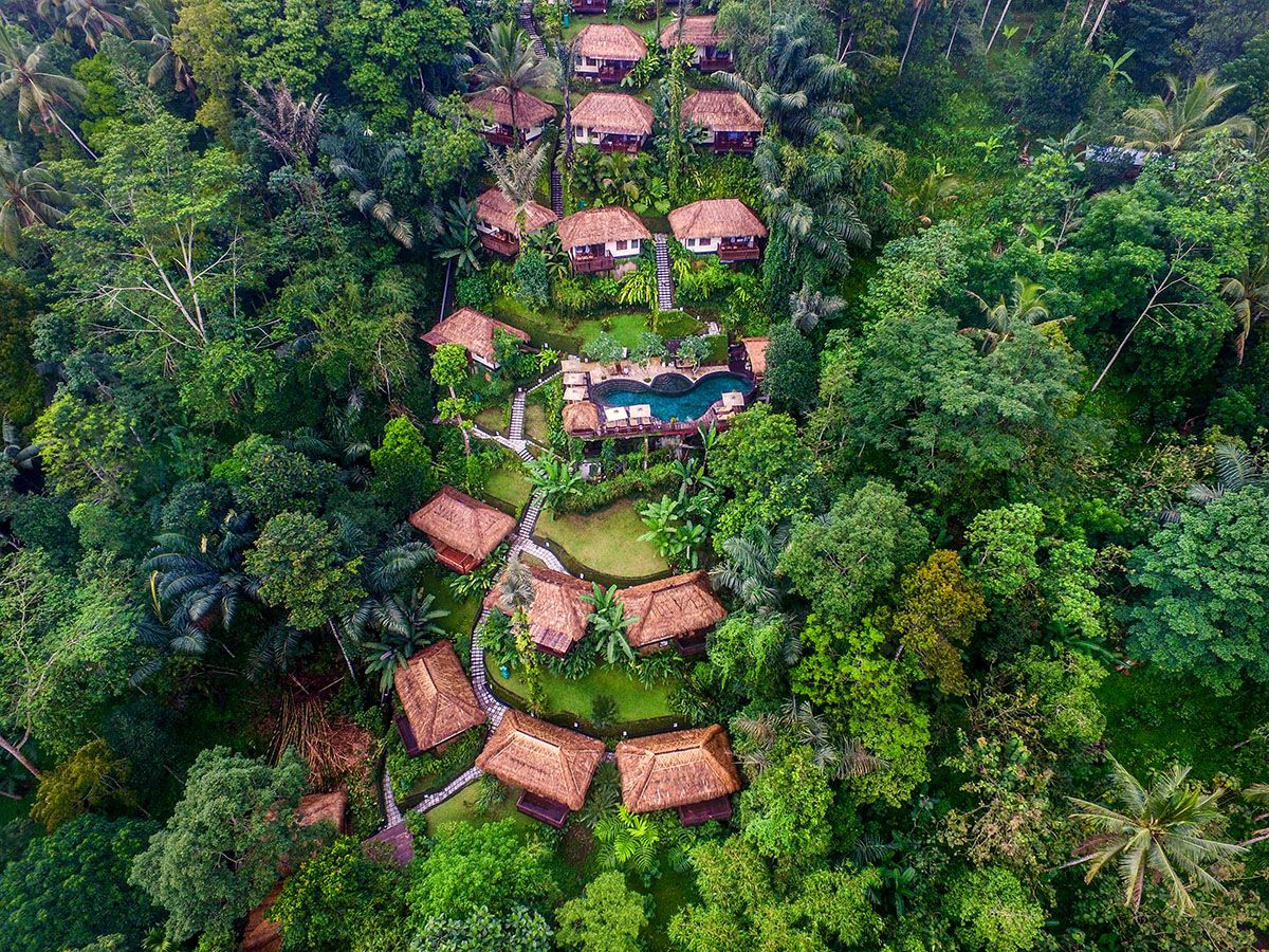 The Best Luxury Villas In Bali Villas To Stay In Bali Indonesia Mountain Resort Architecture Jungle Resort Wilderness Retreat