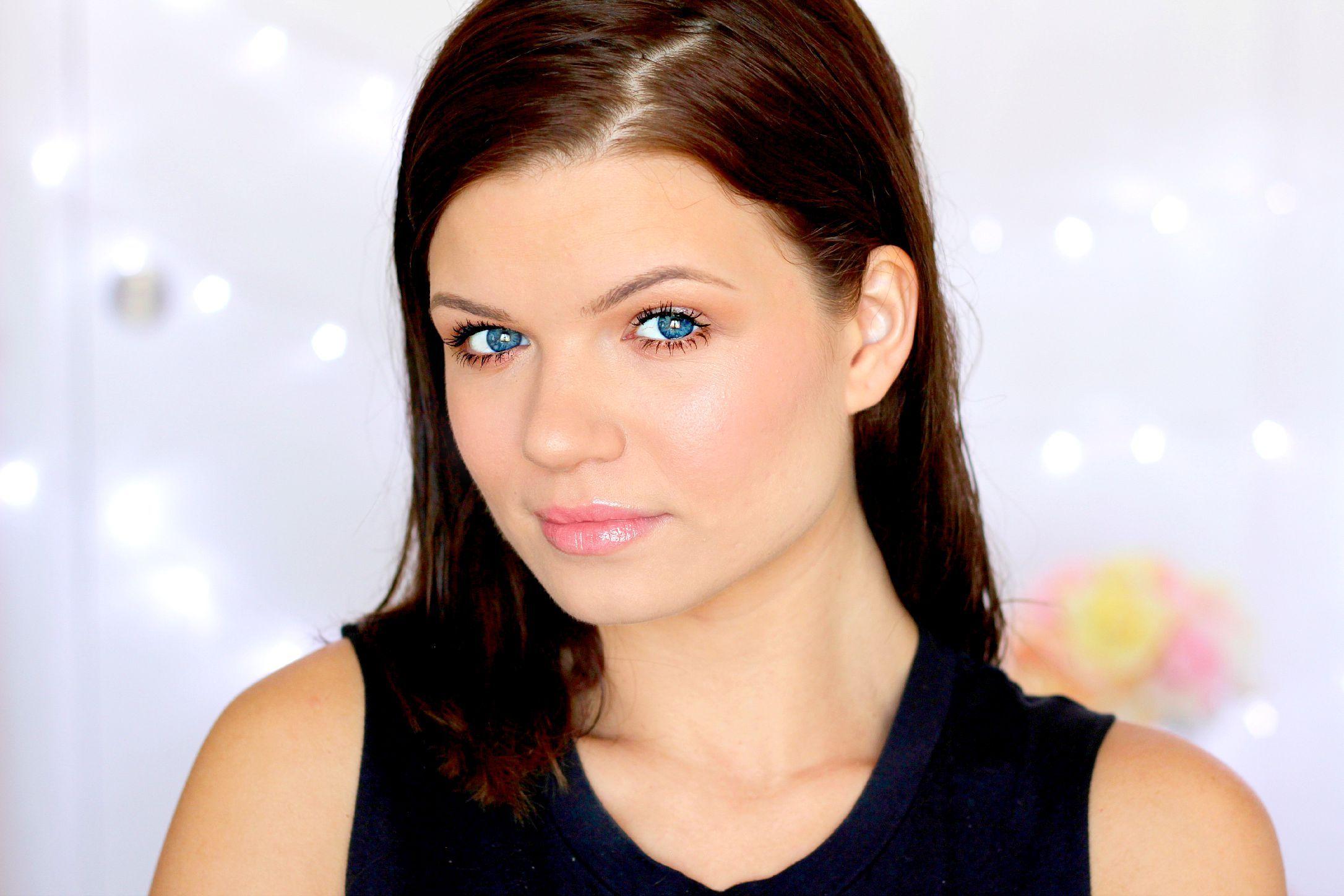 Simple Dewy Makeup Look Dewy makeup look, Dewy makeup