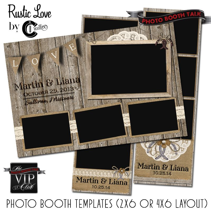 rustic photo booth | 0 | photo booth | Pinterest