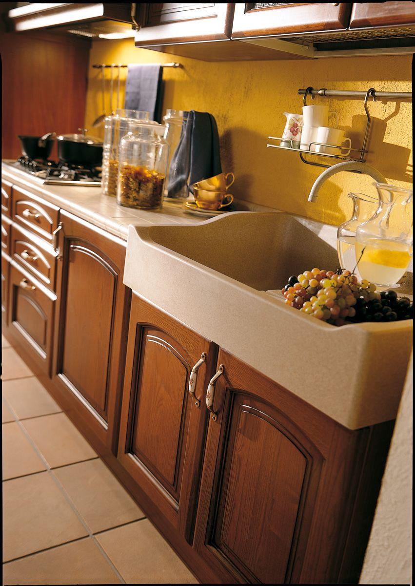 bilbao #kitchen http://spar.it/ita/catalogo/cucine/cucine ... - Catalogo Cucine Classiche