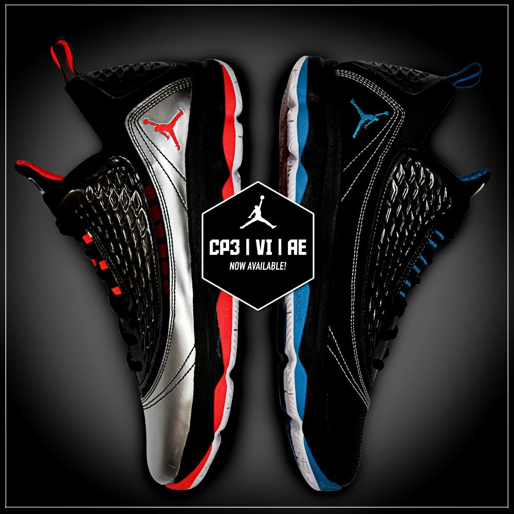 super popular d9589 c2250 The long wait for an updated  Jordan - CP3 VI is over! The Artisan Edition  (AE) is now available  at WSS! Find more deals   trends at WSS by  downloading ...