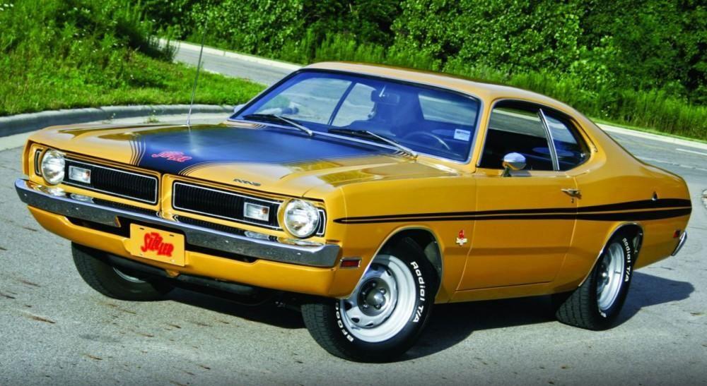 1971 Dodge Demon Sizzler ---> Follow us on Facebook