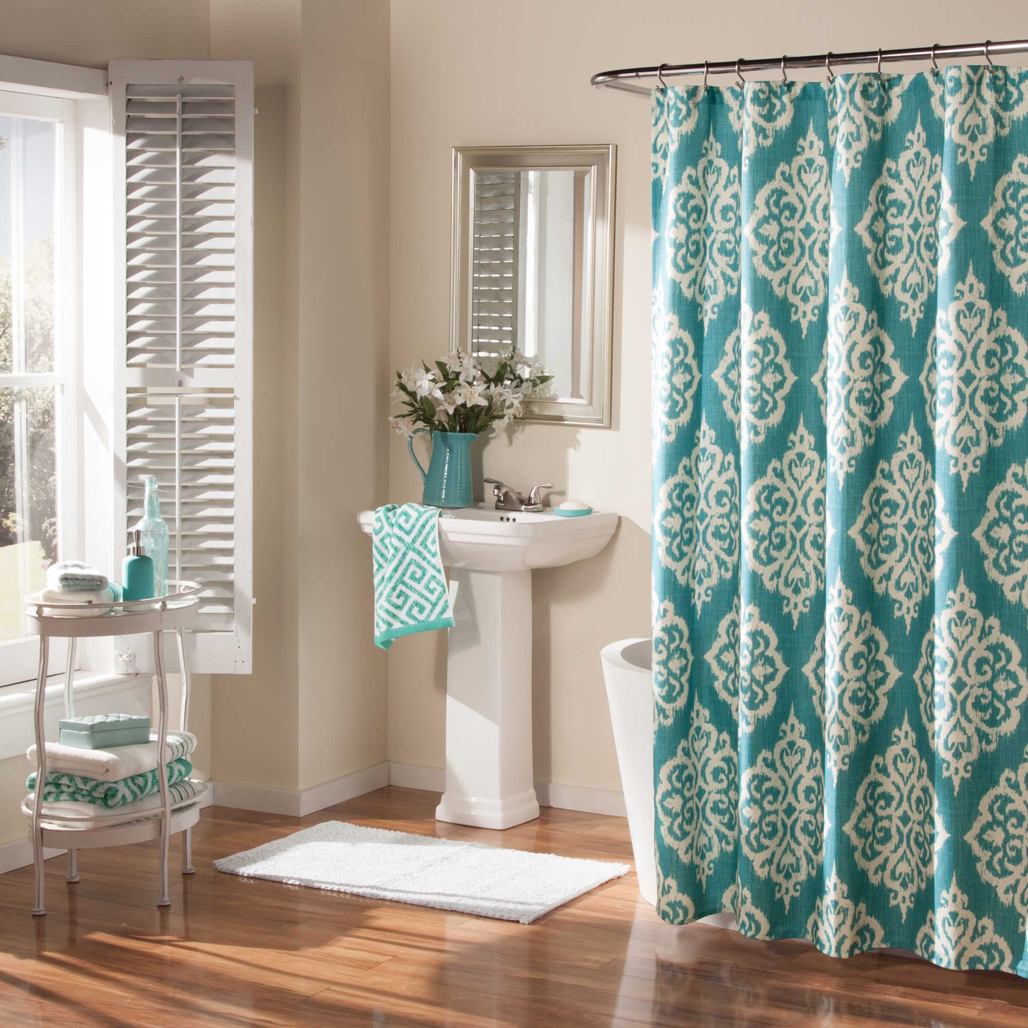 Invalid Url Turquoise Shower Curtain Turquoise Curtains Curtains