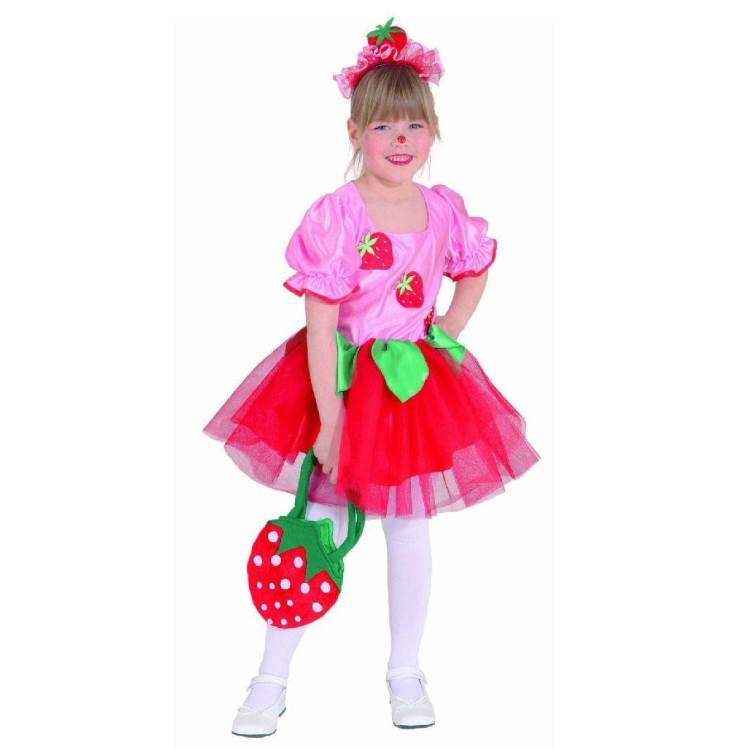 kleine erdbeer fee kost me f r verschiedene anl sse wie auch den karneval oder fasching. Black Bedroom Furniture Sets. Home Design Ideas
