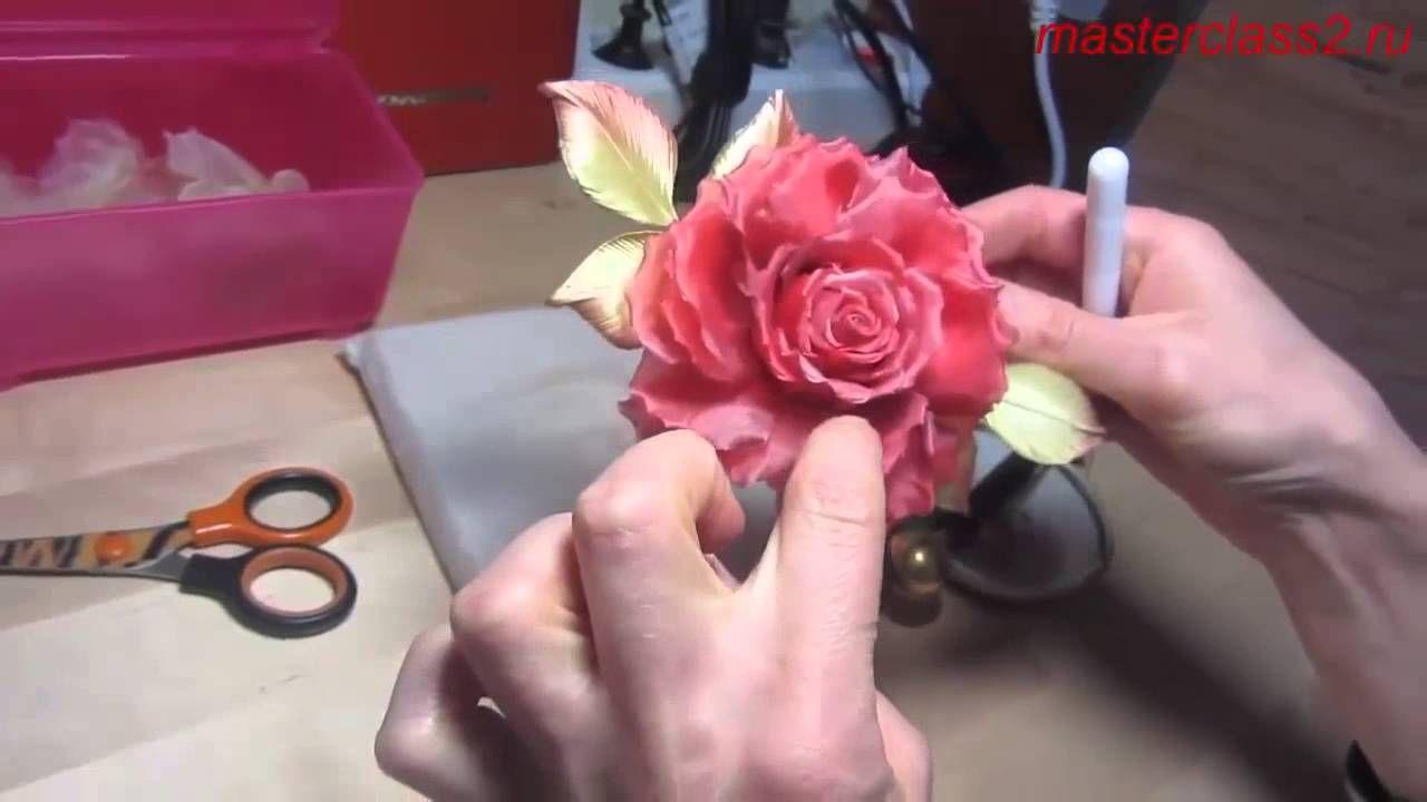 DIY artificial flower: master class, photo 84