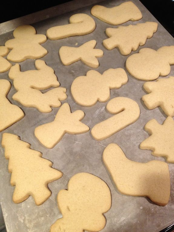 Dairy Free Cut Out Cookies Cookies 3 Cups Flour All Purpose Or