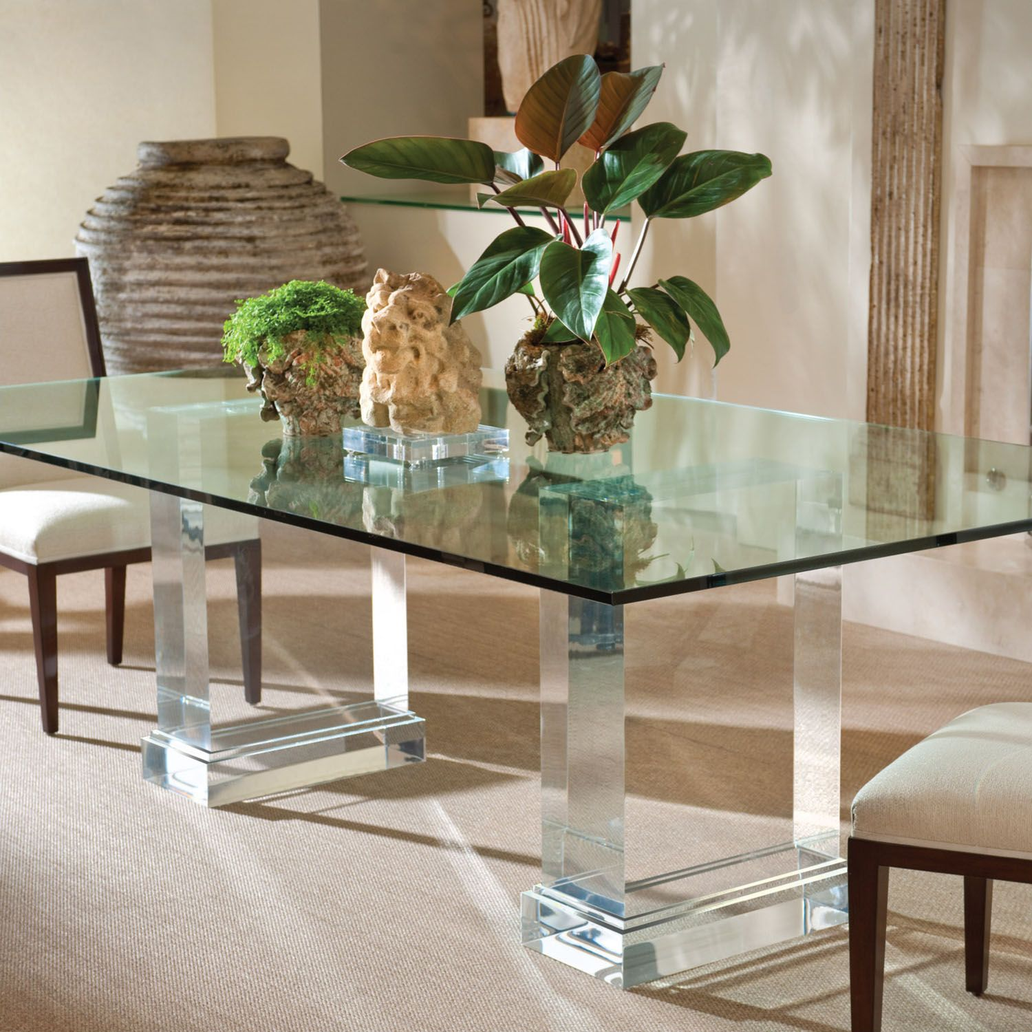 Superior Allan KnightAcrylic | Dining And Game Tables | Apollo Dining Table Pedestal
