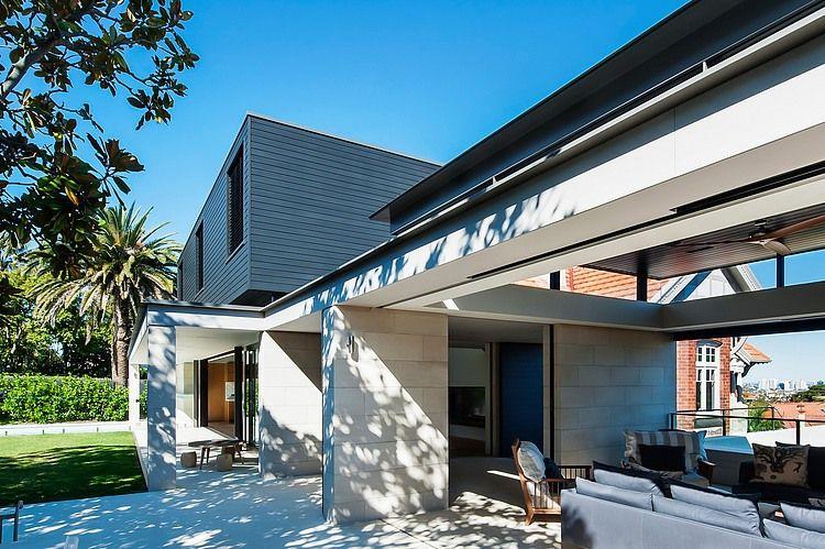 Mosman House By Tanner Kibble Denton Architects Homeadore Architecture Architect Cottage Design