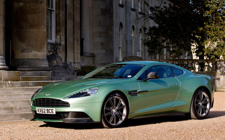 Aston Martin Vanquish | Don't be an be an Aston | Pinterest ...
