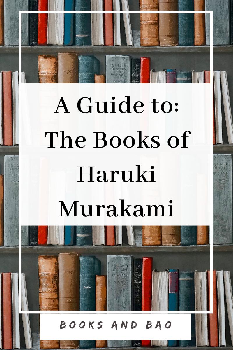 Where to Start Reading Haruki Murakami? (Five Books) | Haruki murakami books. Haruki murakami. Books