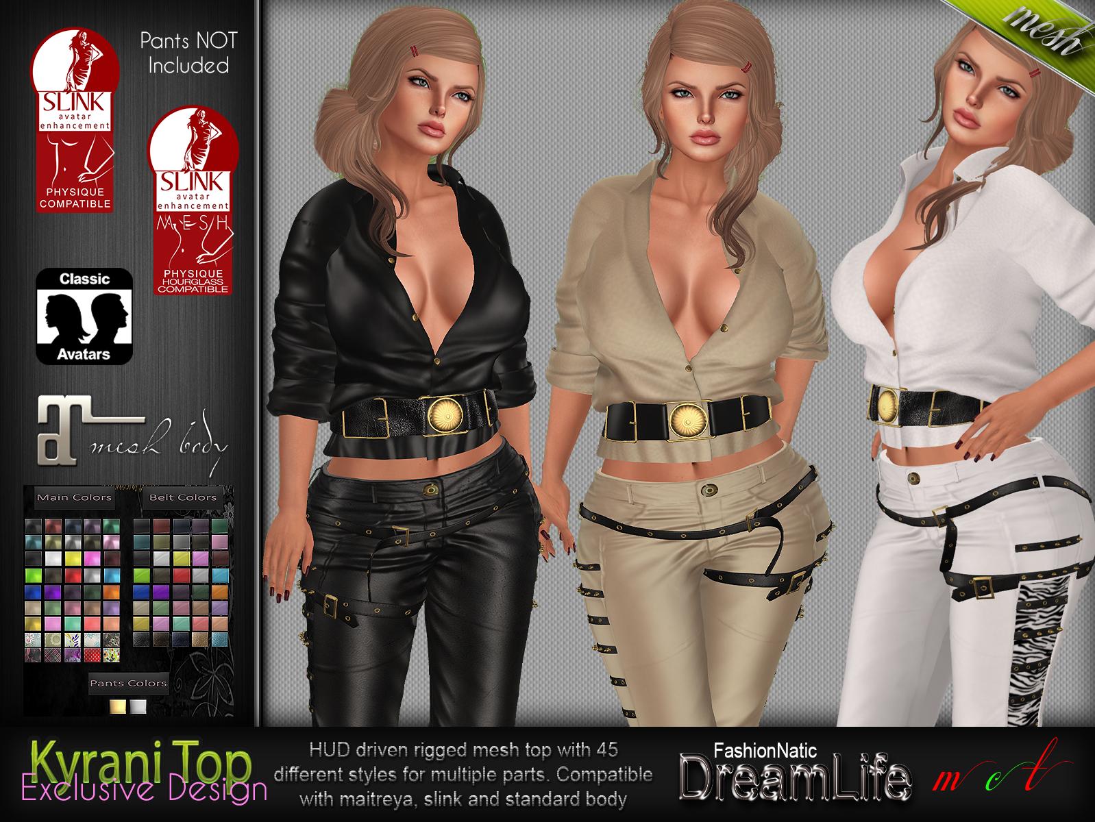 https://marketplace.secondlife.com/p/MESH-Kyrani-Top-Rigged-HUD-Driven-DreamLife-FashionNatic/10286866