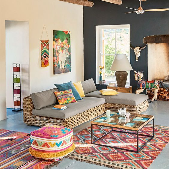 22 Mexican Modernism For New Home Decor Inspiration Indian Living Room Design Indian Living Rooms Home Decor