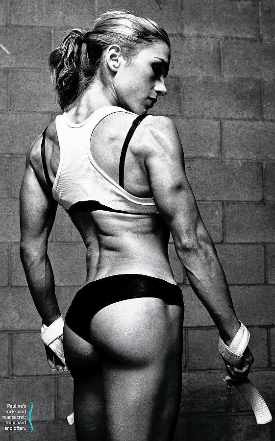 75bd6b5b602 Pauline Nordin - One of the toughest (and hottest) personal trainers online
