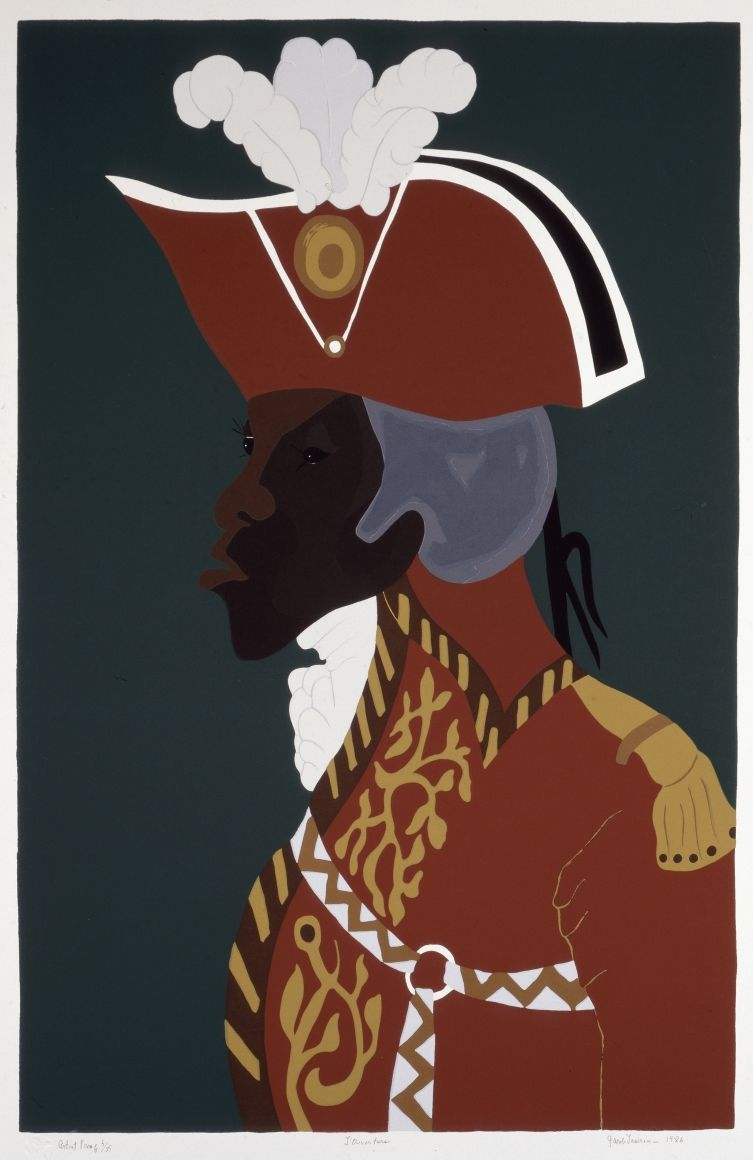 Selected Works - Jacob Lawrence: The Life of Toussaint L ...
