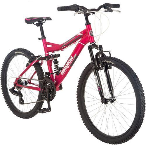 Sports Outdoors Mountain Bike Girls Mongoose Mountain Bike