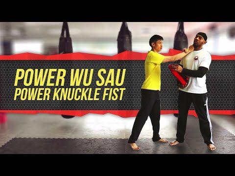 Secret Wing Chun Technique Power Knuckle Punch Youtube Learn Krav Maga Fight Techniques Krav Maga Techniques