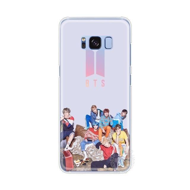 HAMEINUO BTS Bangtan Boys Coque NEW LOGO cell phone case cover for ...