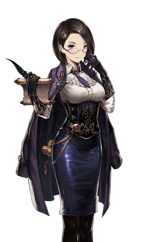 Anime Female Teacher